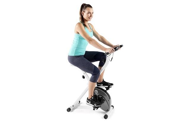 Bicicleta fija de cardio