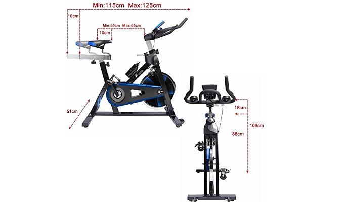 spinning bicicleta